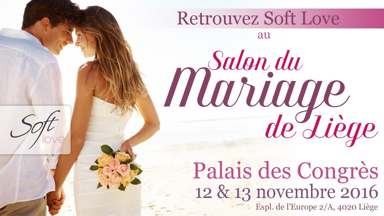 Soft love au salon du mariage de li ge - Salon du mariage de bruxelles ...