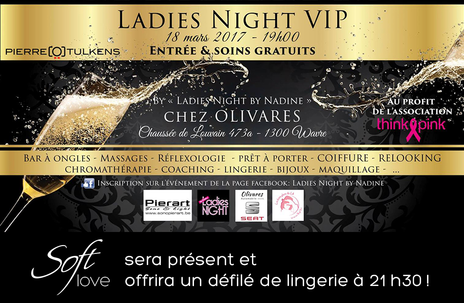 Softlove aux Ladies Night by Nadine