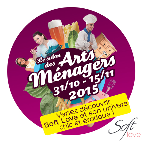 Arts Ménagers Soft Love