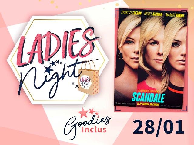 Softlove à la Ladies Night de l'Acinapolis