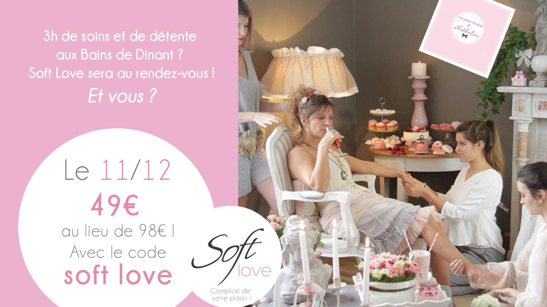 Bains de Dinant - Soft Love