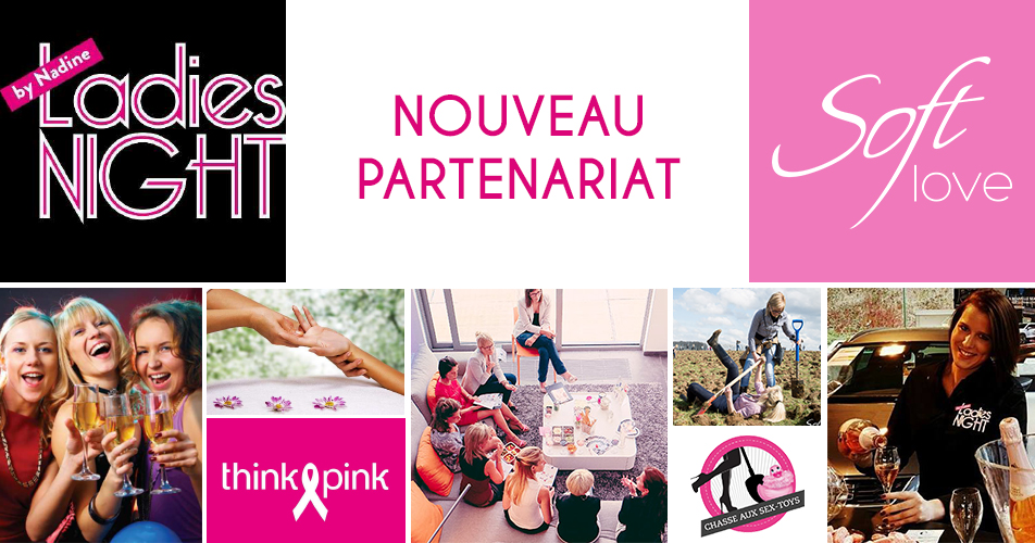 Nouveau Partenariat Ladies Night By Nadine